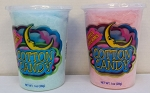 (12/case) SweetDream Cotton Candy Containers Filled