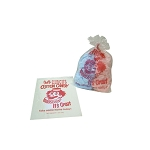 Bags Cotton Candy Printed 1000/case