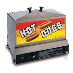 Steaming Demon Hot Dog Machine