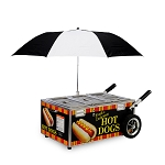 Table Top Hot Dog Steamer