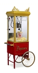 8oz Gay 90's Pinto Pop Popcorn Machine