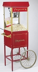 8oz FunPop Popper with cart Gold Medal