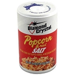 White Salt Diamond Crystal Popcorn