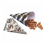 Frosted Nut Cones 1M
