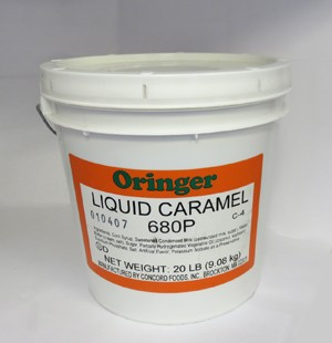 POURABLE CARAMEL 20LB