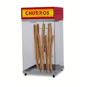 Hanging Churro Display Case