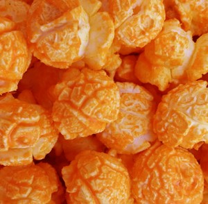 5lbs Orange Cheddar Popcorn