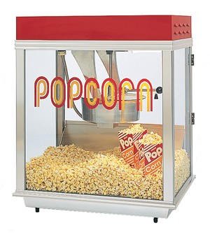 14oz Econo Popcorn Machine