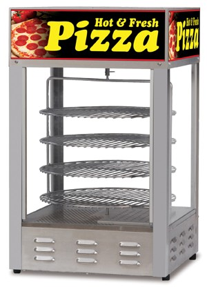 Pizza Merchandiser with Simplex Humidity System