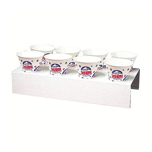 8 Cup Sno-Kone Counter Tray